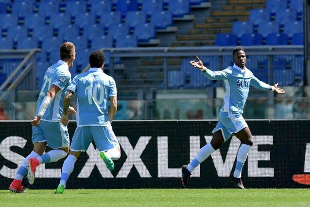 Tracollo Inter, Lazio settebellezze. Palermo in B