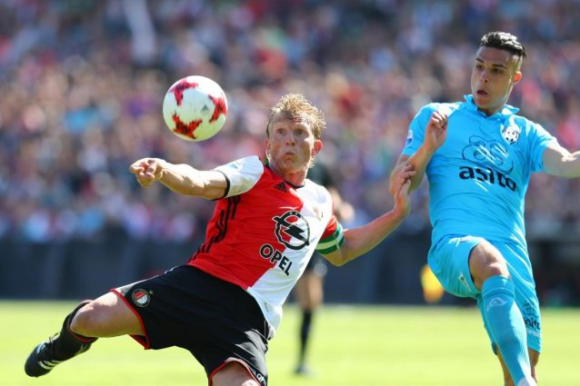 """Dirk Kuyt lascia il calcio: """"Ho realizzato tutti i miei sogni"""""""