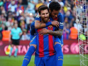 Liga: è Messi il giocatore del mese di aprile, una rarità per la 'Pulga' azulgrana