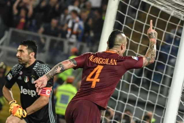 Roma, anche l'Inter su Nainggolan