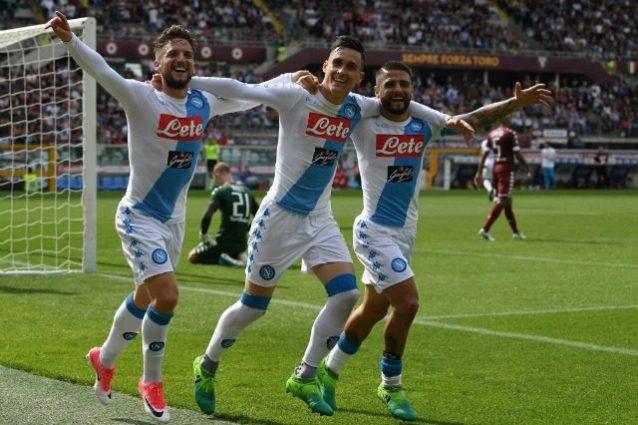 Classifica del 2017: Napoli (quasi) campione d'Italia, Crotone salvo