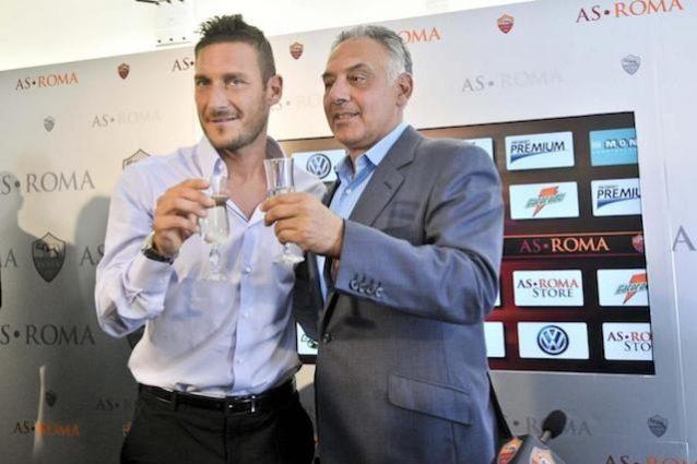 Roma-Genoa, le probabili formazioni: l'ultima con i giallorossi per Francesco Totti