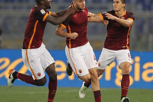 Tensione in casa Roma, Perotti e Manolas ad un passo dalla rissa