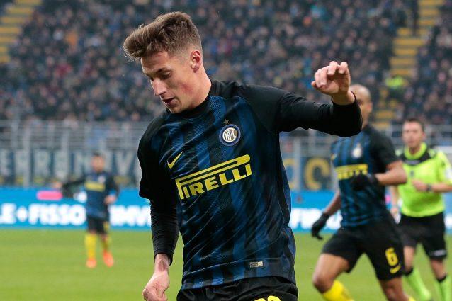 """Inter, Pinamonti firma fino al 2021: """"Giornata indimenticabile, ho il cuore nerazzurro"""""""