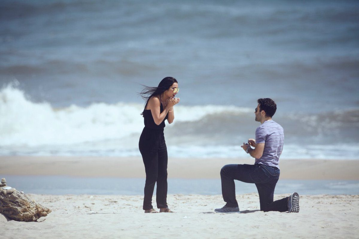 Proposta Di Matrimonio Spiaggia : Giuseppe rossi suggestiva proposta di matrimonio sulla