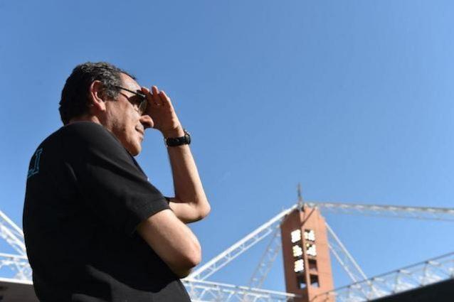 Calciomercato, De Laurentiis e Sarri: