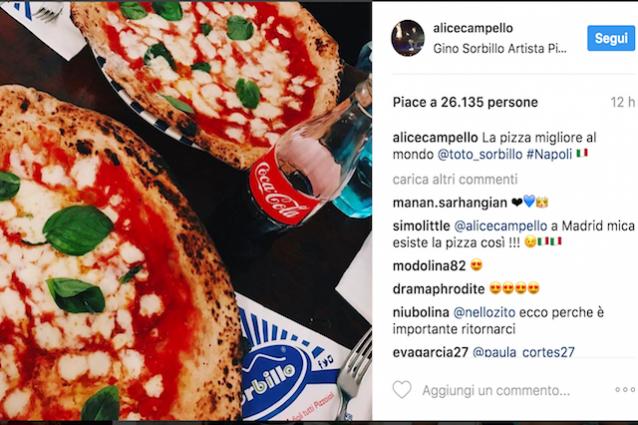 Sorbillo, pizza gratis per festeggiare il primo scudetto del Napoli