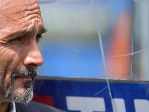 """Roma, Spalletti: """"Ho penalizzato Totti. L'Inter? Ora non m'interessa"""""""