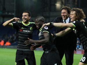 Chelsea, la felicità di Kanté: per il francese secondo titolo consecutivo nella Premier