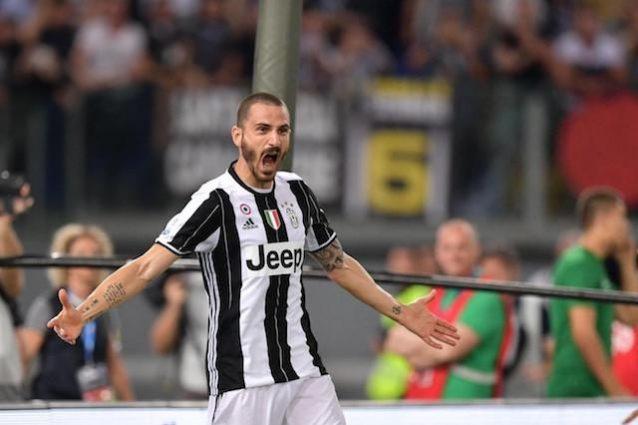 """Bonucci: """"Dopo la Roma ci siamo ritrovati. Ora sotto con le altre due finali"""""""