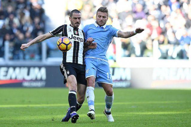 Statistiche e precedenti di Juve-Lazio