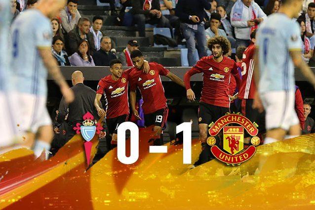 Il solito 1-0 di Mou, lo United vede la finale