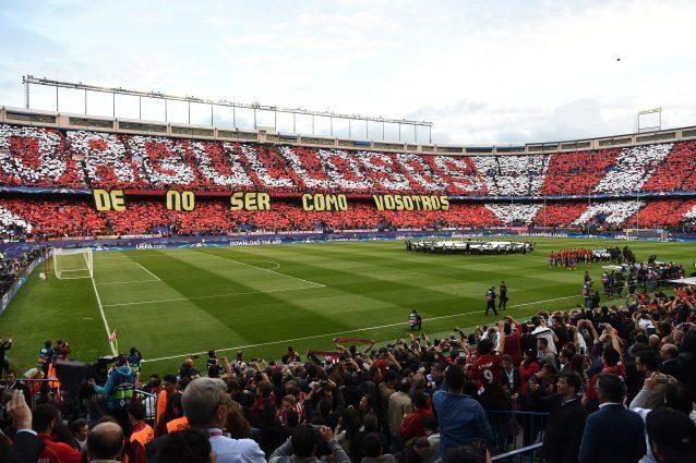 Atletico Madrid, gli abbonati potranno portarsi a casa un seggiolino del Vicente Calderon