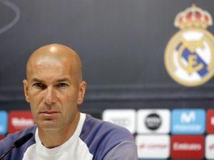 """Real Madrid, Zidane: """"Da domani ci giochiamo tre finali decisive"""""""