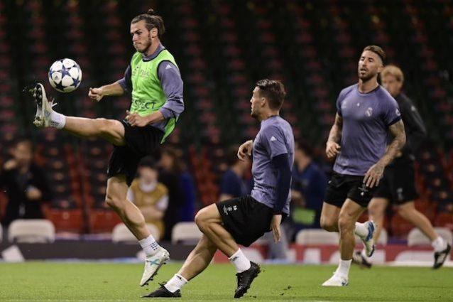Scelto Dani Alves, a sorpresa può giocare Bale