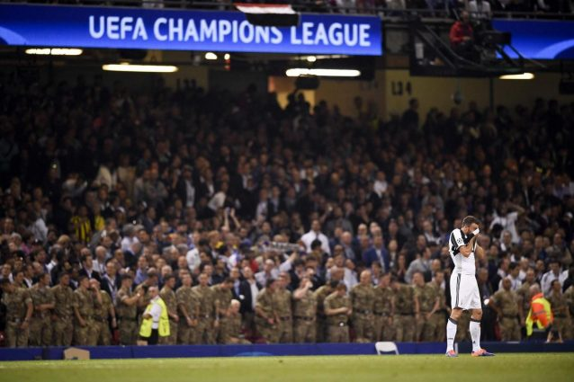 Barzagli e la Champions League:
