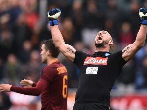 Serie A, Reina batte Donnarumma e Buffon: è sua la parata più bella