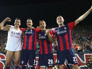 Serie A 2017/2018, il Crotone giocherà le prime due gare in casa