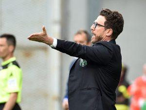 Roma, c'è l'accordo con il Sassuolo: Di Francesco sarà il nuovo tecnico