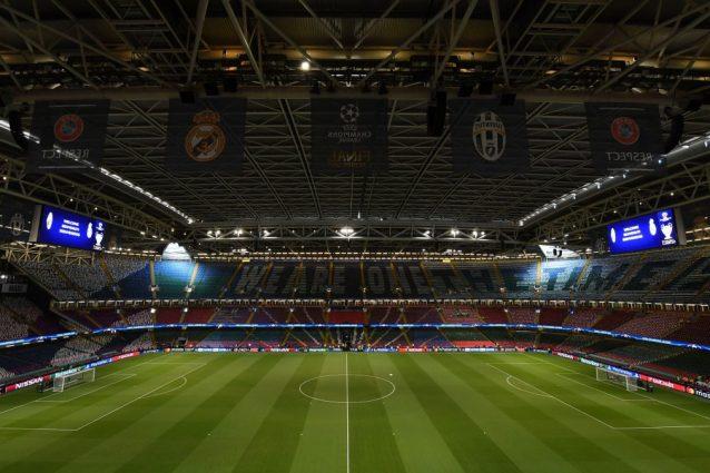 Le statistiche di Juventus-Real