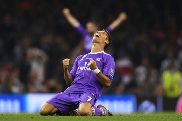 """L'urlo di Ronaldo: """"E' un momento eccezionale. Pallone d'Oro? Si, vediamo"""""""