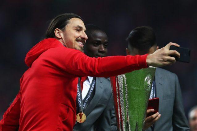 Ibra potrebbe rinnovare con il Manchester United