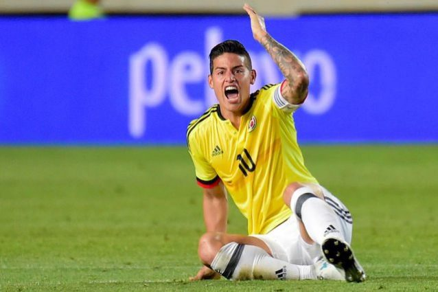 James Rodriguez al Milan?