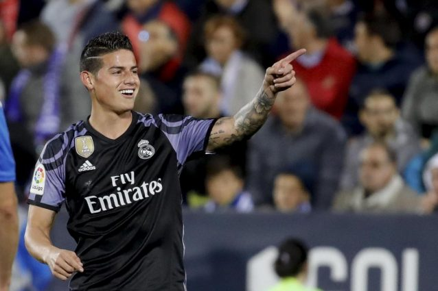L'affondo del Milan su James Rodriguez
