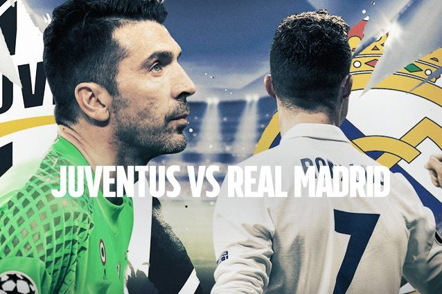 Juventus-Real Madrid diretta finale Champions League 2016/2017