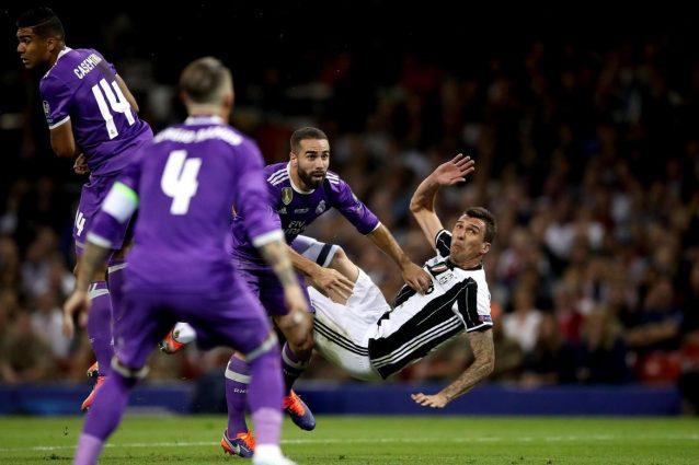 Cristiano Ronaldo e Mandzukic i migliori a Cardiff. Che delusione Dybala