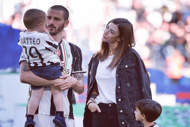 Juventus, Bonucci e quel post al