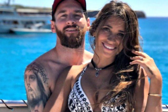 Messi si sposa, a Rosario nozze dell'anno