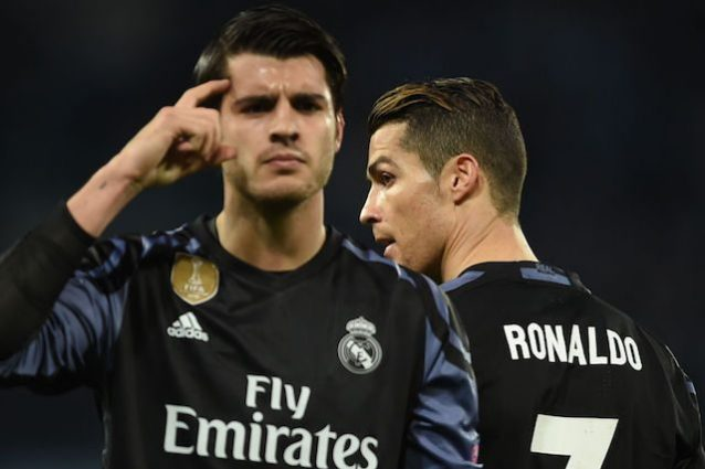 Zidane telefona a Cristiano Ronaldo: