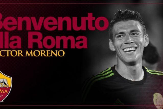 Roma, primo colpo di mercato: preso Hector Moreno del PSV