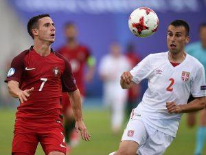 Euro Under21, il Portogallo non stecca al debutto: 2-0 alla Serbia