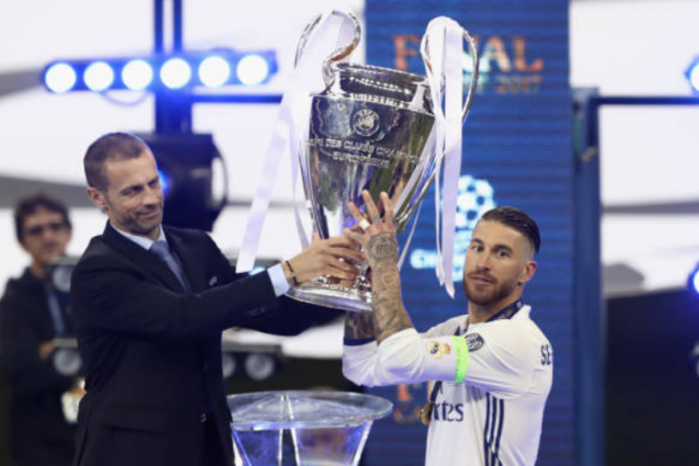La Champions League torna su Sky dalla stagione 2018