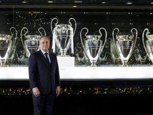Accoppiata Liga-Champions: il valore complessivo della rosa del Real aumenta di 18 milioni