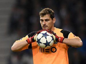 Mercato, Casillas offerto al Napoli: De Laurentiis ci sta pensando