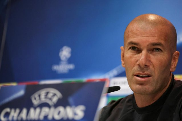 Champions: Zidane,Juve non è solo difesa