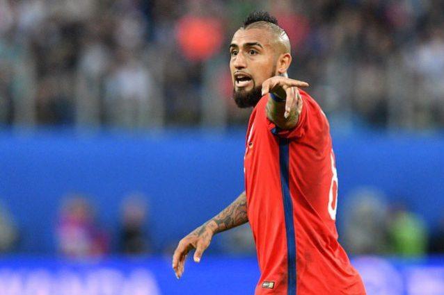 Vidal nelle ultime notizie di calciomercato dell'Inter, pronta offerta di 50 milioni