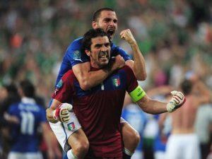 """Milan-Bonucci, il saluto di Buffon: """"Ti auguro il meglio, mi mancherai…"""""""
