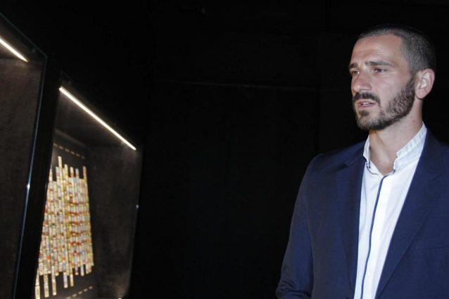 """Bonucci lancia il suo nuovo hashtag e sfida la Juve: """"Più affamato che mai"""""""