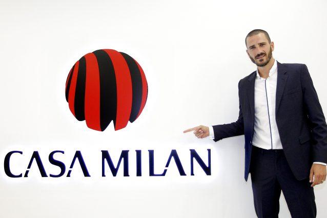 """Del Piero: """"Bonucci al Milan? Pensavo fosse uno scherzo"""""""