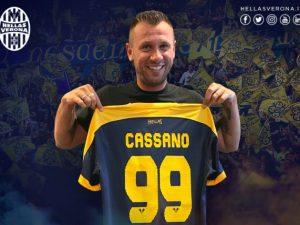 Cassano, dal paradiso all'inferno...e ritorno: Fantantonio riparte da Verona