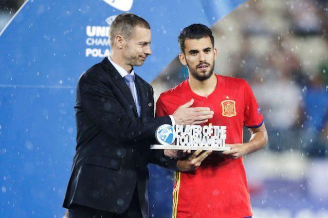 Dalla Spagna: Ceballos al Real fa uscire un big