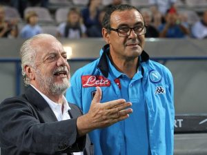 """De Laurentiis: """"Il Milan? Non ci fa paura. Questo Napoli è da scudetto"""""""