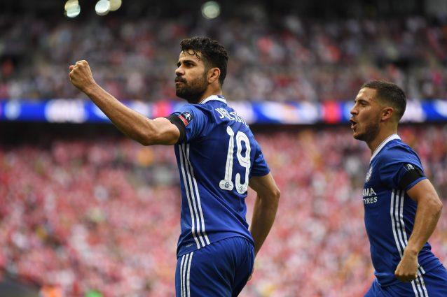 Diego Costa più vicino al Milan: il Chelsea chiede 56 milioni