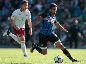 Eder in azione (foto @Inter)