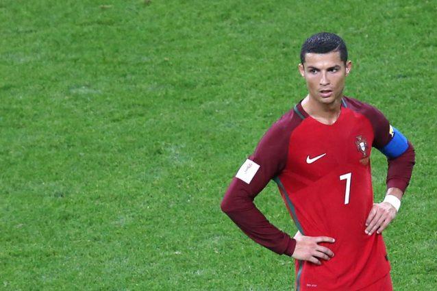 Real Madrid, Cristiano Ronaldo: