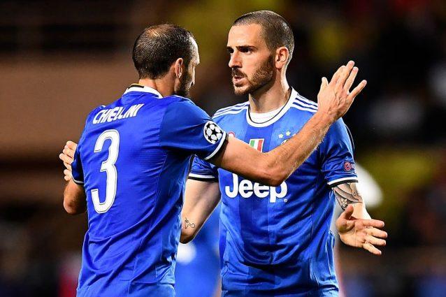 Juventus, Chiellini,